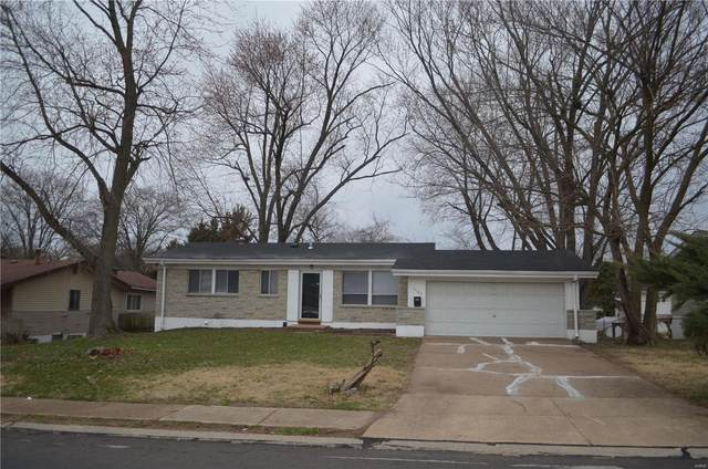 11714 Criterion Avenue, St Louis, MO 63138 (#21022804) :: Clarity Street Realty