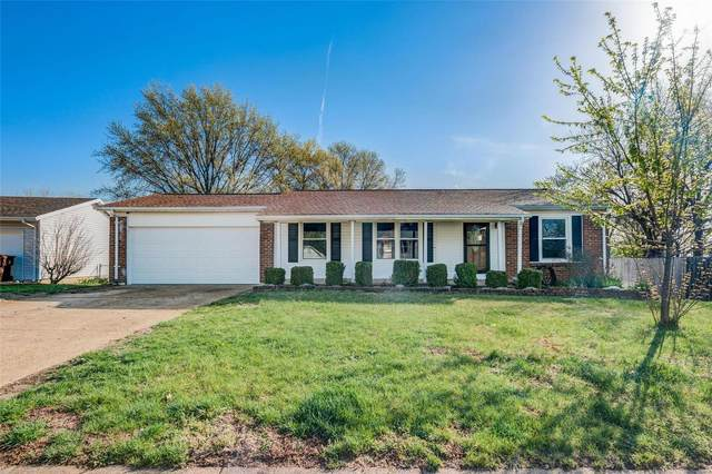 612 Millwood Drive, Saint Peters, MO 63376 (#21022808) :: RE/MAX Vision