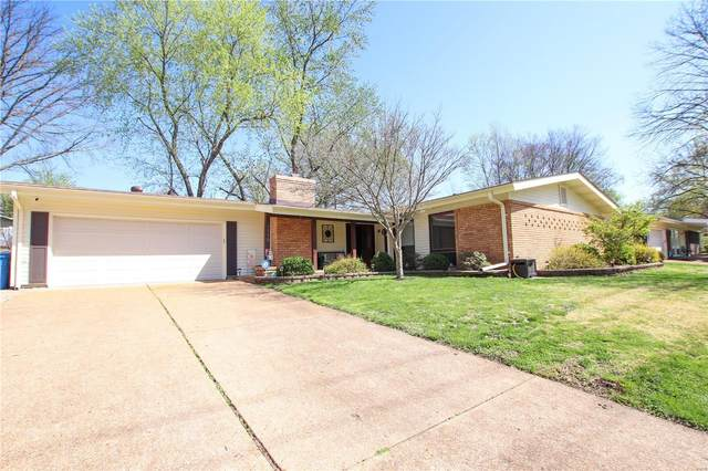 1550 Ross Avenue, St Louis, MO 63146 (#21022814) :: The Becky O'Neill Power Home Selling Team
