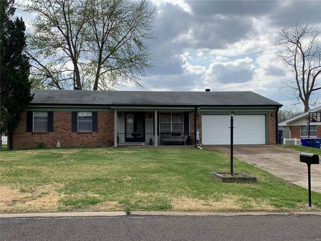 4000 High Aire, St Louis, MO 63125 (#21022816) :: Parson Realty Group