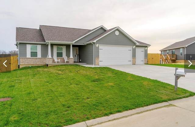 201 Jamison Connor Drive, Winfield, MO 63389 (#21022851) :: RE/MAX Vision