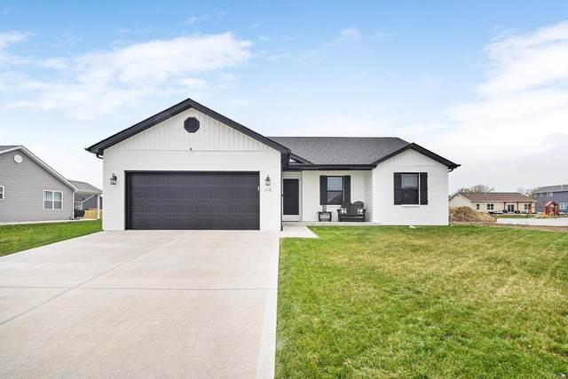 116 Garrettford Drive, Bethalto, IL 62010 (#21022868) :: Clarity Street Realty