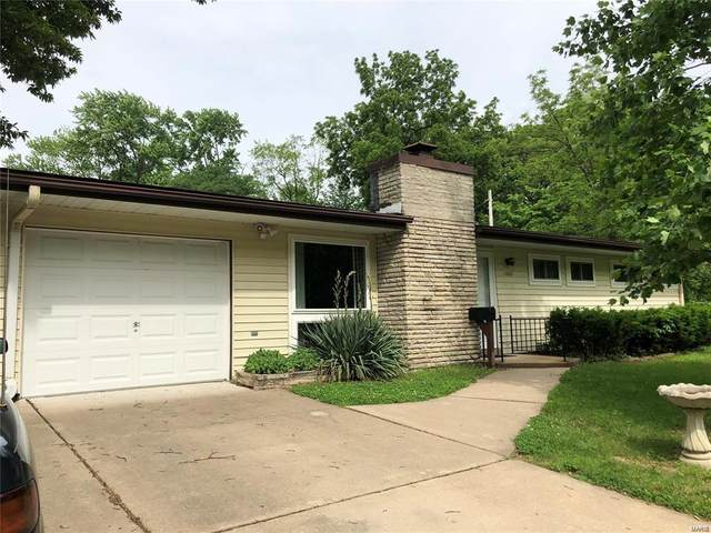 1400 Fournier, St Louis, MO 63126 (#21022869) :: Reconnect Real Estate