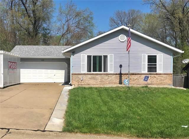 673 Oak Trail, Collinsville, IL 62234 (#21022884) :: Realty Executives, Fort Leonard Wood LLC