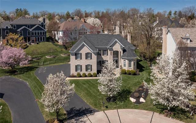 12722 Wynfield Pines Court, St Louis, MO 63131 (#21022886) :: Clarity Street Realty