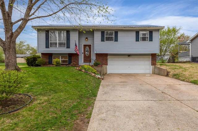 217 E Hillside, Farmington, MO 63640 (#21022904) :: Clarity Street Realty