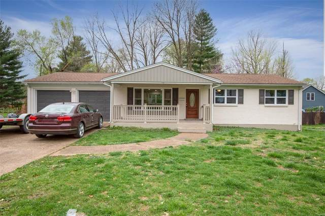 113 Potosi, Farmington, MO 63640 (#21022910) :: RE/MAX Vision