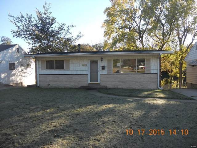 8736 Marcella Avenue, St Louis, MO 63121 (#21022939) :: Terry Gannon | Re/Max Results