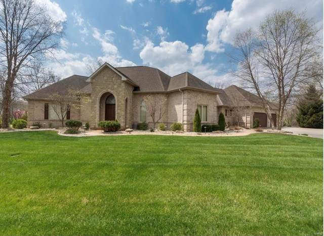 1369 Palmer Creek Drive, Columbia, IL 62236 (#21022953) :: Century 21 Advantage