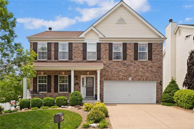 6199 Newton Terrace Drive, St Louis, MO 63129 (#21022965) :: Realty Executives, Fort Leonard Wood LLC