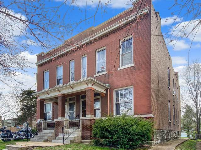 4543 Minnesota Avenue, St Louis, MO 63111 (#21022967) :: PalmerHouse Properties LLC