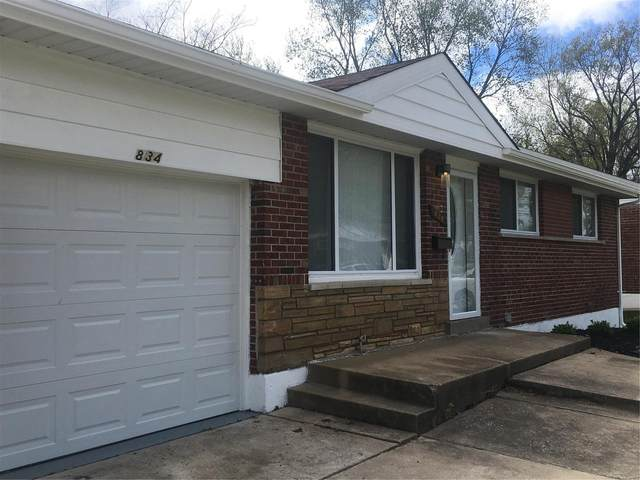 834 Teurville Drive, St Louis, MO 63137 (#21022975) :: Reconnect Real Estate