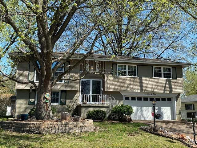 1021 Rutledge Drive, Belleville, IL 62221 (#21022986) :: Parson Realty Group