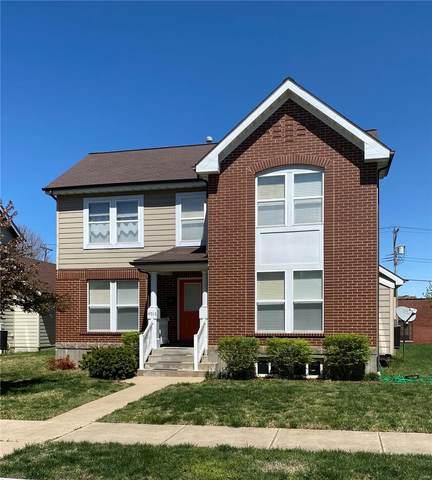4013 Blaine Avenue, St Louis, MO 63110 (#21022995) :: Realty Executives, Fort Leonard Wood LLC