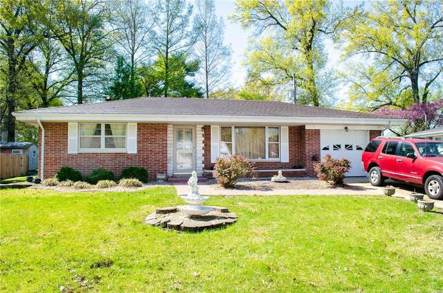 18 Fahey Place, Belleville, IL 62220 (#21023020) :: Clarity Street Realty