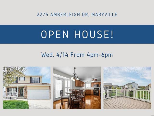 2274 Amberleigh Drive, Maryville, IL 62062 (#21023024) :: Tarrant & Harman Real Estate and Auction Co.