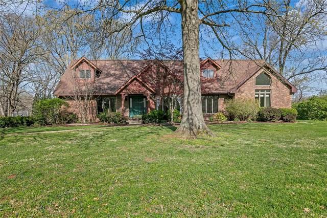 110 Wild Cherry Drive, Freeburg, IL 62243 (#21023033) :: Realty Executives, Fort Leonard Wood LLC