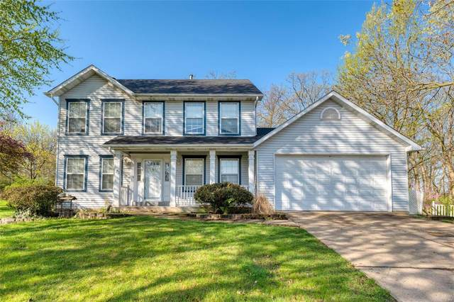 4 Palladio Park, O'Fallon, MO 63368 (#21023034) :: Kelly Hager Group | TdD Premier Real Estate