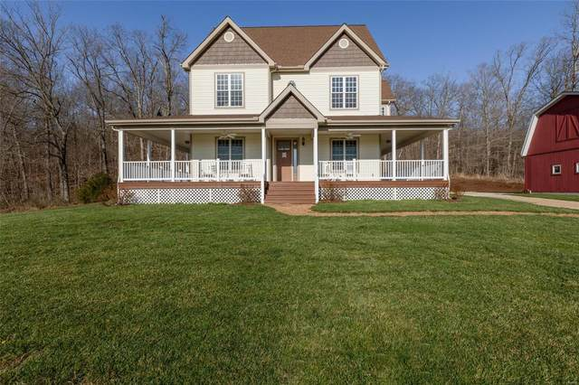 2200 Riverbend Court, Doe Run, MO 63637 (#21023043) :: Clarity Street Realty