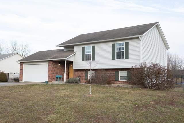 246 Julies Drive, Jackson, MO 63755 (#21023055) :: Realty Executives, Fort Leonard Wood LLC