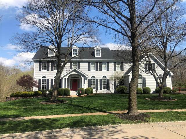 16183 Wilson Manor Drive, Chesterfield, MO 63005 (#21023058) :: RE/MAX Vision
