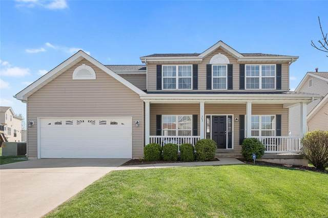 363 Autumn Forest Drive, O'Fallon, MO 63366 (#21023064) :: RE/MAX Vision