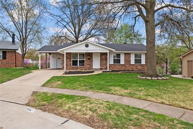 2514 Black Pine Court, Florissant, MO 63031 (#21023069) :: Clarity Street Realty