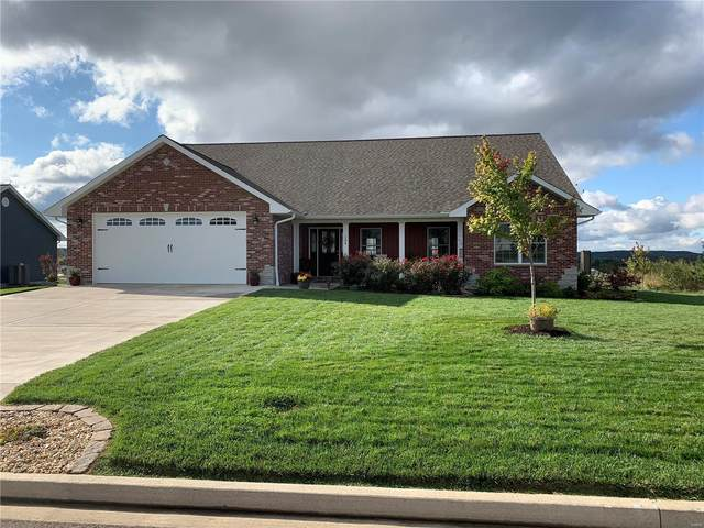 104 Buford Mountain Road, Farmington, MO 63640 (#21023073) :: RE/MAX Vision