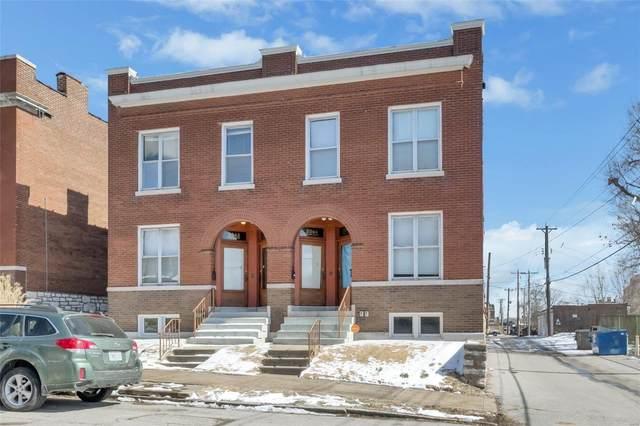 3342 Pennsylvania Avenue, St Louis, MO 63118 (MLS #21023079) :: Century 21 Prestige