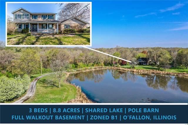 1705 E Highway 50, O'Fallon, IL 62269 (#21023081) :: Tarrant & Harman Real Estate and Auction Co.