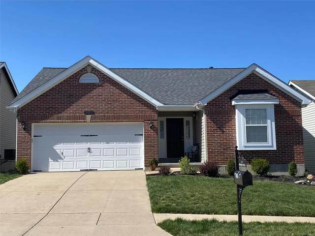 325 Briarchase Circle, Lake St Louis, MO 63367 (#21023106) :: RE/MAX Vision