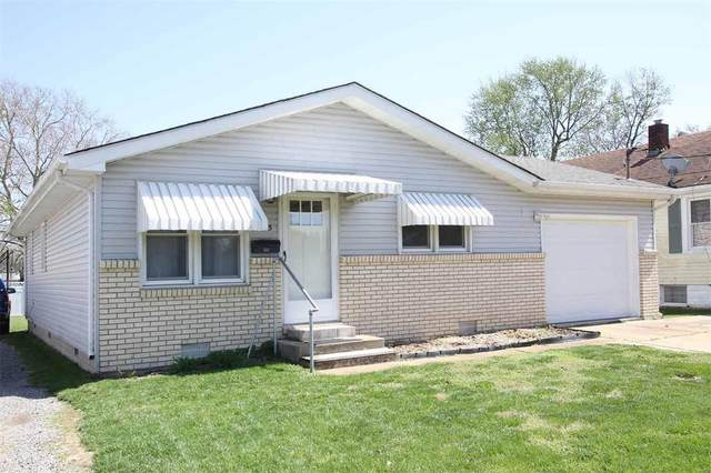 523 Park Street, Bethalto, IL 62010 (#21023107) :: Parson Realty Group