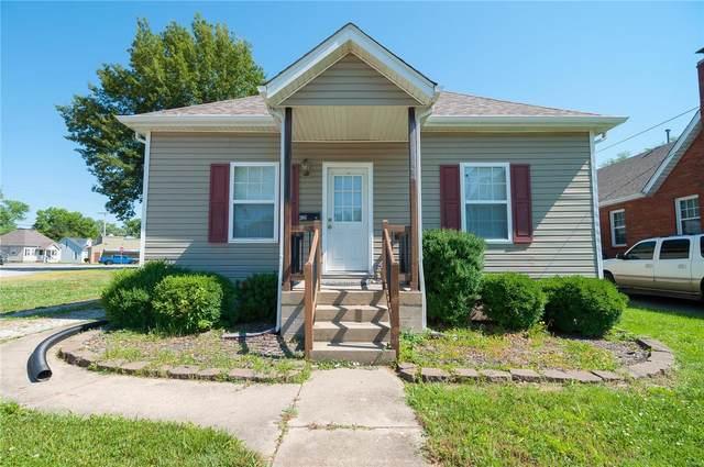 829 Bond Avenue, Collinsville, IL 62234 (#21023129) :: Fusion Realty, LLC