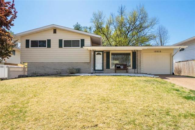 10920 Ridge Forest Drive, St Louis, MO 63123 (#21023135) :: Clarity Street Realty