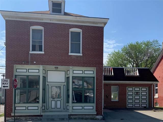 103 W Monroe Street, Belleville, IL 62220 (#21023142) :: Parson Realty Group