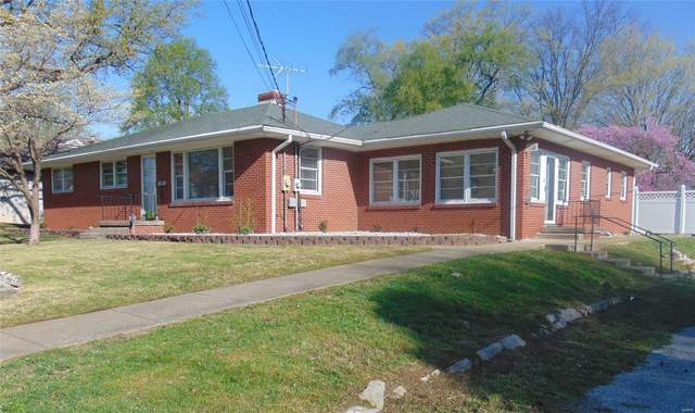 226 W Elm, Alton, IL 62002 (#21023146) :: Realty Executives, Fort Leonard Wood LLC