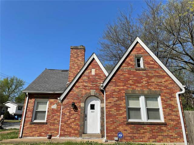 1885 S New Florissant Rd, Florissant, MO 63031 (#21023186) :: Parson Realty Group