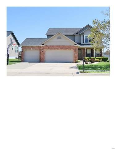 872 Allenbrook Avenue, O'Fallon, IL 62269 (#21023199) :: Hartmann Realtors Inc.
