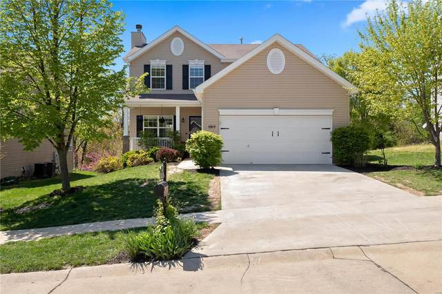 6905 Eagle Crest, Pacific, MO 63069 (#21023208) :: Clarity Street Realty