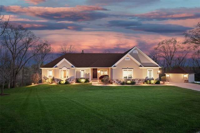 704 Prairie View Court, Wentzville, MO 63385 (#21023215) :: PalmerHouse Properties LLC