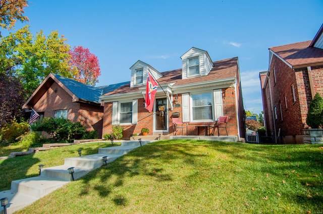 6377 Murdoch Avenue, St Louis, MO 63109 (#21023259) :: RE/MAX Vision