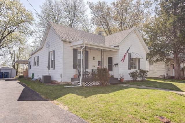 104 Sarah Street, Troy, IL 62294 (MLS #21023294) :: Century 21 Prestige