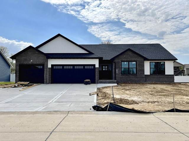 116 Timber Terrace, Troy, IL 62294 (#21023333) :: Clarity Street Realty