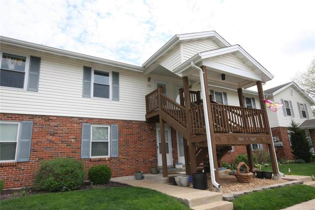 1043 Hidden Ridge, Valley Park, MO 63088 (#21023355) :: PalmerHouse Properties LLC