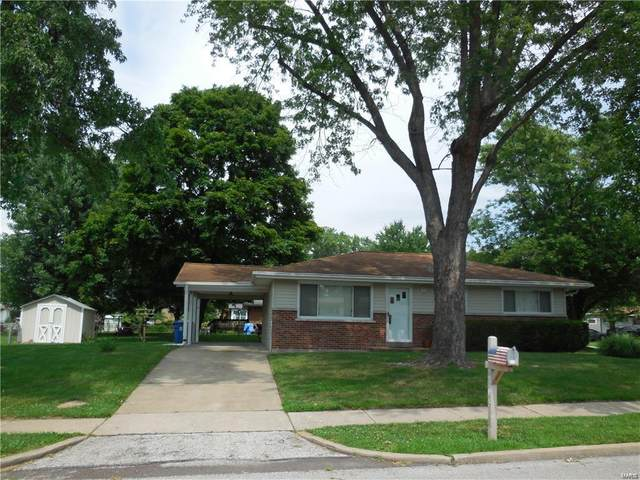 203 Elmgrove, Hazelwood, MO 63042 (#21023400) :: RE/MAX Vision