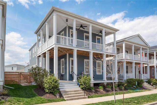 5036 Arpent Street, Saint Charles, MO 63301 (#21023401) :: Parson Realty Group
