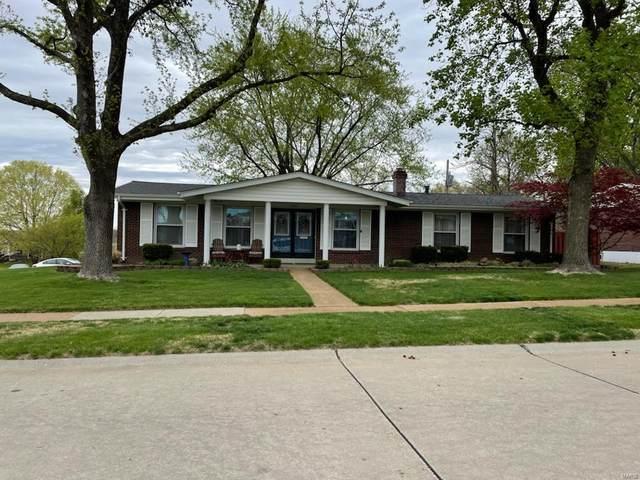 10227 Mullally, St Louis, MO 63123 (#21023404) :: RE/MAX Vision