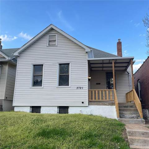 3721 French Avenue, St Louis, MO 63116 (#21023407) :: RE/MAX Vision