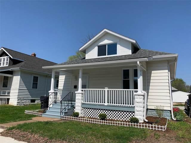 1321 Raab Avenue, Belleville, IL 62220 (#21023408) :: RE/MAX Vision