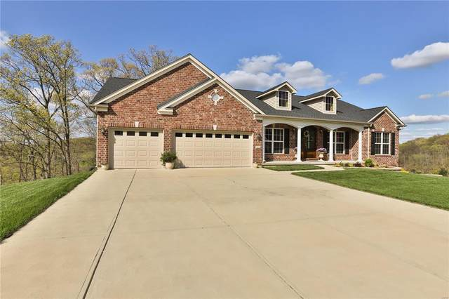 3464 Walnut View, Byrnes Mill, MO 63049 (#21023410) :: RE/MAX Professional Realty